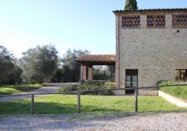 accommodation in Siena Castel di Pugna