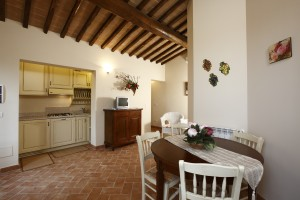 apartments Castel di Pugna