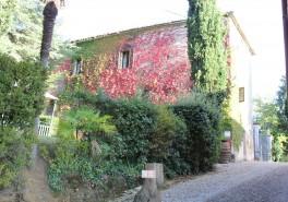 Castel di Pugna ospitalità Villa cambi