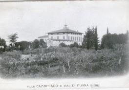 history of castel di pugna