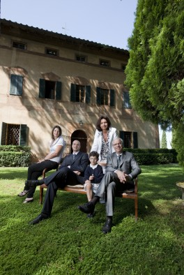 history of Castel di pugna family today