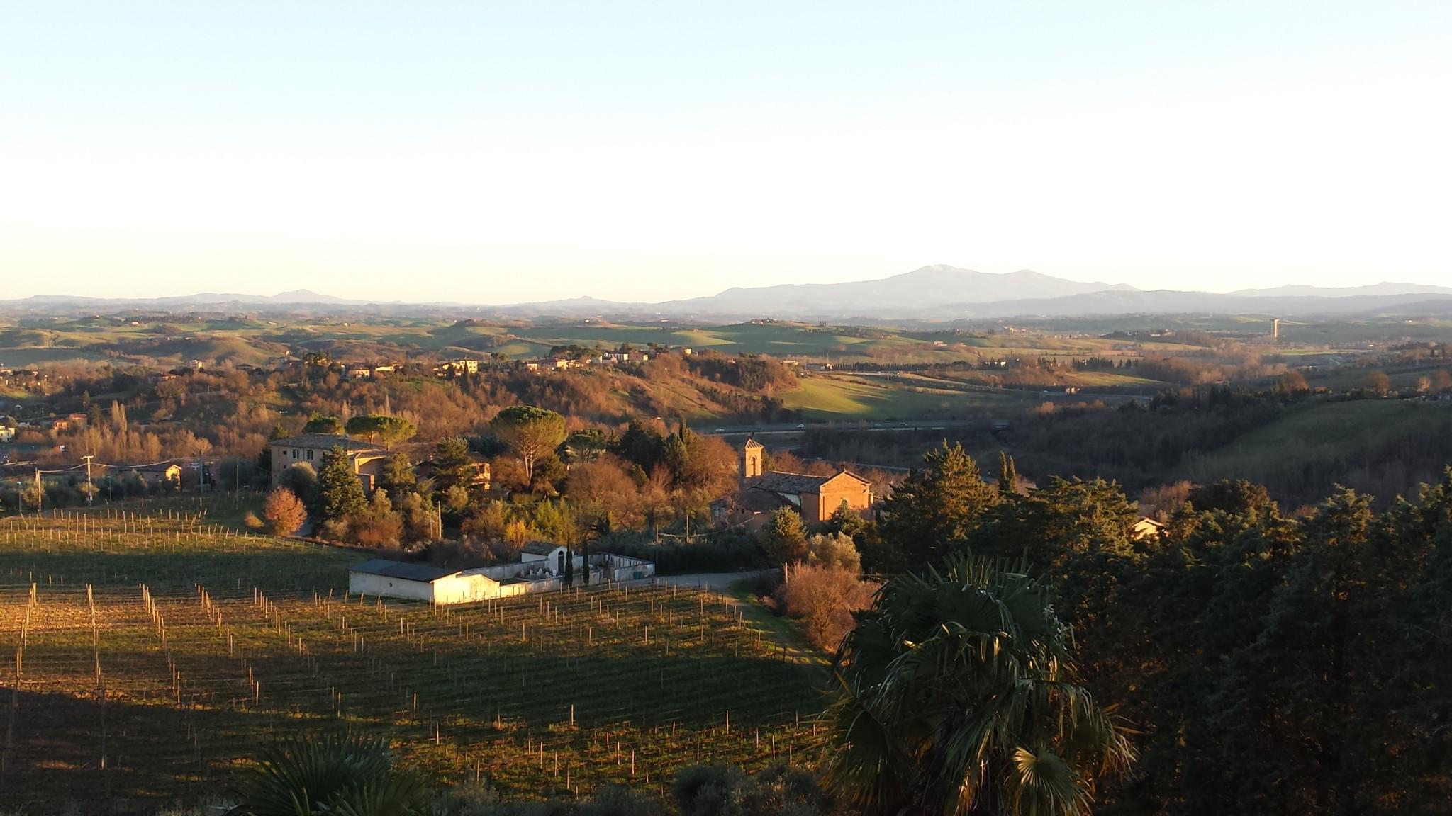 Agriturismo a Siena