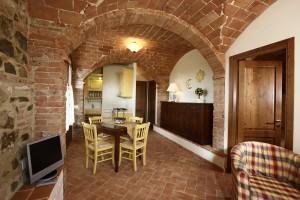Agriturismo Castel di Pugna appartamenti